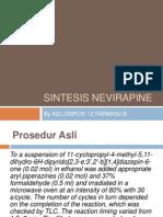 Sintesis Nevirapine