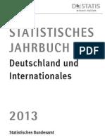 Statistisches Jahrbuch 2013