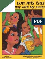 Un Dia Con Mis Tias / A Day With My Aunts by Anilu Bernardo