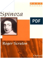 Roger Scruton-Spinoza - Oxford University Press, USA (1986).pdf