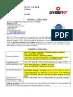 Centuryplycfs Kolkata 16-11-10