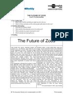 The Future of Zoos - Pre Intermediate.pdf