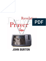Revelation Driven Prayer