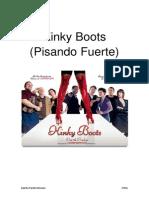 Kinky Boots (Pisando Fuerte)