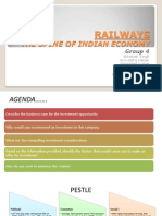 Railways Sector Analysis