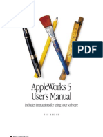 appleworks5MacOS UserManual