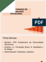 Ficha Tecnica de Cps