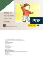 GUIA DESARROLLO INFANTIL 0 6 AÑOS