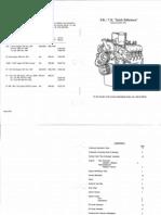 Navistar 6.9L 7.3L Quick Reference MIS-270R1