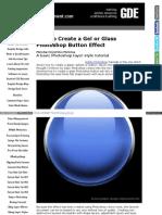 Www Graphic Design Employment Com Glass Photoshop HTML