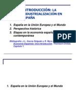 Tema 1 Economia Espaxola