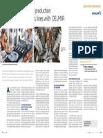 Schuler Delmia Industrial Equipment Article