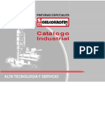 Catalogo Tecnico - Pinturas y Revestimientos de Alta Calidad CHILCORROFIN