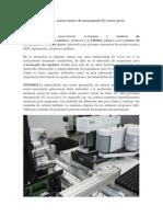 Nuevo centro de mecanizado FC-1000/3000 de INTOREX
