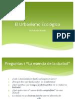 S.02 El Urbanismo Ecológico