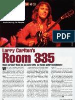 Larry Carlton - Room 335