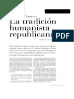 Tradicion Humanista Alonso