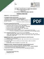 2013 Romana Locala Hunedoara Clasa a 6 a Subiecte Si Bareme