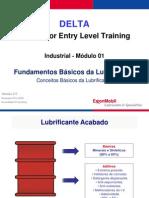 DELTA - Mod 01 - Fundamentos da Lubrificação V1