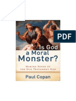 Is God a Moral Monster__ Making Sense of the Old Testament God