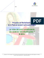Proyecto Revitalizacion de PJ Latinoamericano