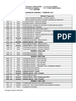 cronograma 5 periodo 2014.1