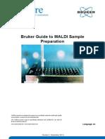 Bruker Guide MALDI Sample Preparation Rev2