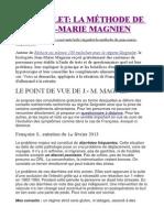 Seignalet-La Methode de Jean Marie Magnien