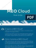 Como Funciona a MEO Cloud