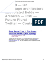 Pruned_ Rosa Barba Prize 2_ the Ocean Pools of Madeira (and Sydney)