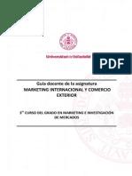 Guia Docente Valladolid