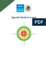 Agenda Desde Lo Local 2012