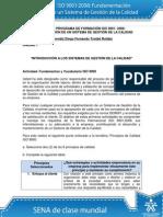 Actividad de Aprendizaje unidad 1 Introducción a los Sistemas de Gestión de la Calidad (1)
