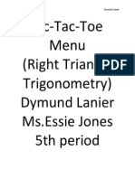 Triangle Trigonometry test