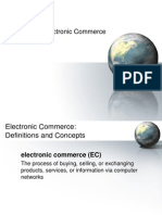 CH01Overview of Electronic Commerce
