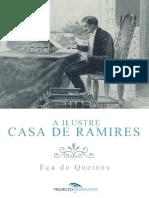 A Ilustre Casa de Ramires - Eca de Queiros