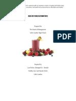 Healthy Food Alternative1