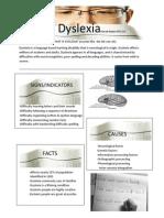 Dyslexia Presentation - Darrah Baden