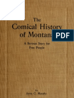 (1912) Comical History of Montana