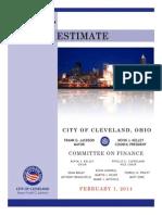 2014 Mayors Estimate