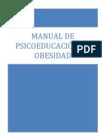 LIBRO MANUAL DE PSICOEDUCACIÓN