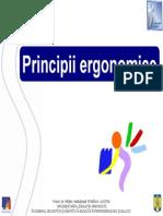 Principi i Ergonomic e