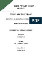 FICHA TÉCNICA DE FOCUS GROUP