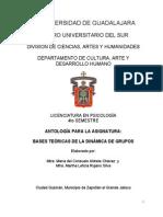 Antología Bases Teóricas D G