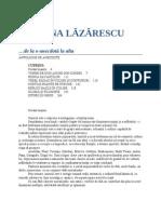 Adriana Lazarescu-De La O Anecdota La Alta 1.0 10