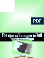 the role of compost in soil