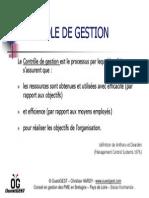 91811618 Controle de Gestion