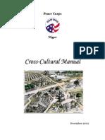Niger Cross Culture Manual Entire