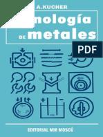 Tecnología de los Metales - A. Kucher