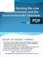 Organic Farming - Need of present day world